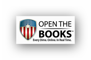 "CauseACTION's ""Open The Books"""